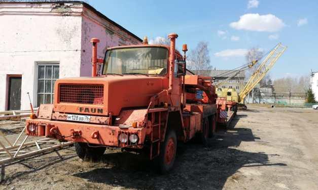 Ein weiterer FAUN aus Russland findet den Weg zurück in die Heimat