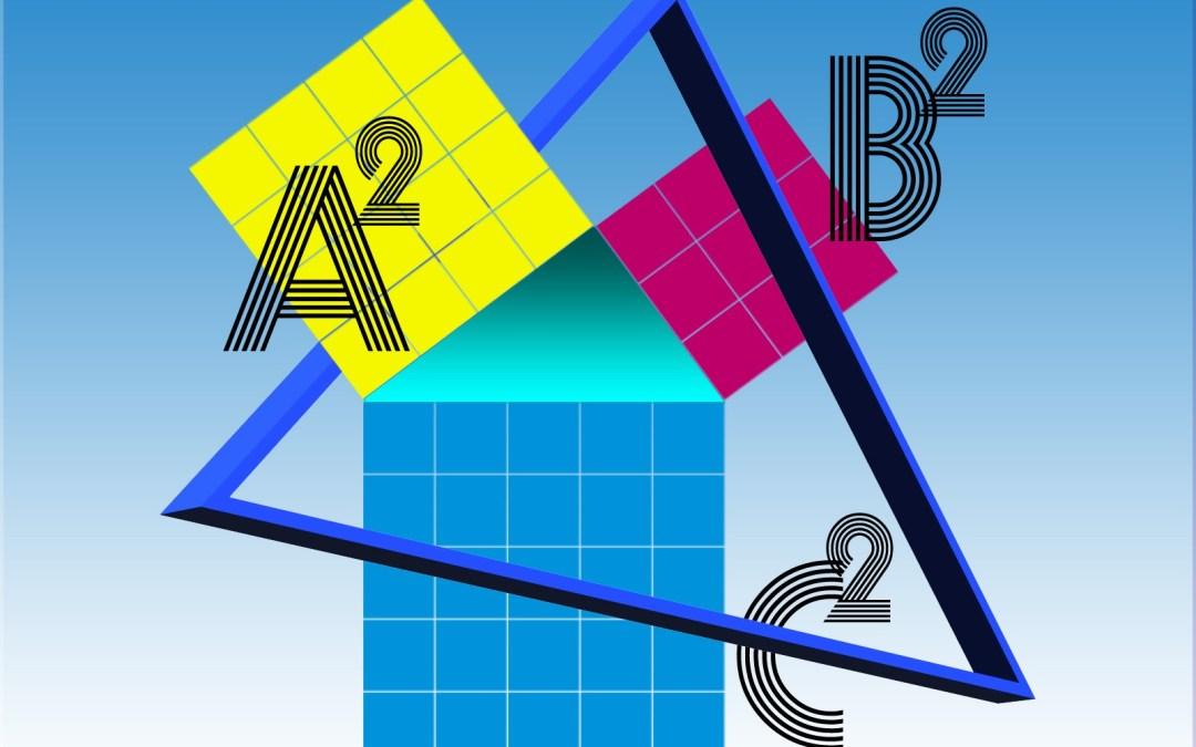 Pitágoras es el «Boss» de la trigonometría. Practica con estos ejercicios con soluciones las aplicaciones de su famoso teorema