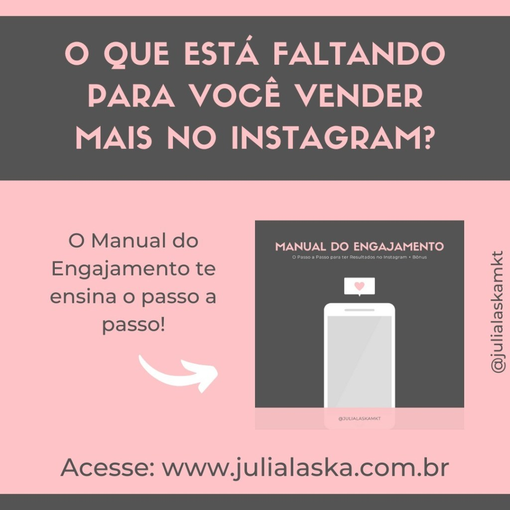 manual do engajamento