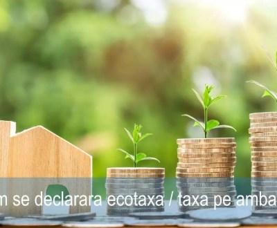 declarare ecotaxa la administratia fondului pentru mediu