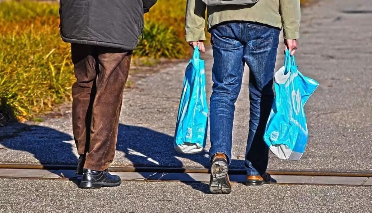 sacosele din plastic LDPE sunt pe piata