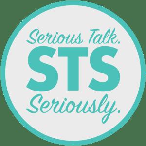 Serious Talk. Seriously
