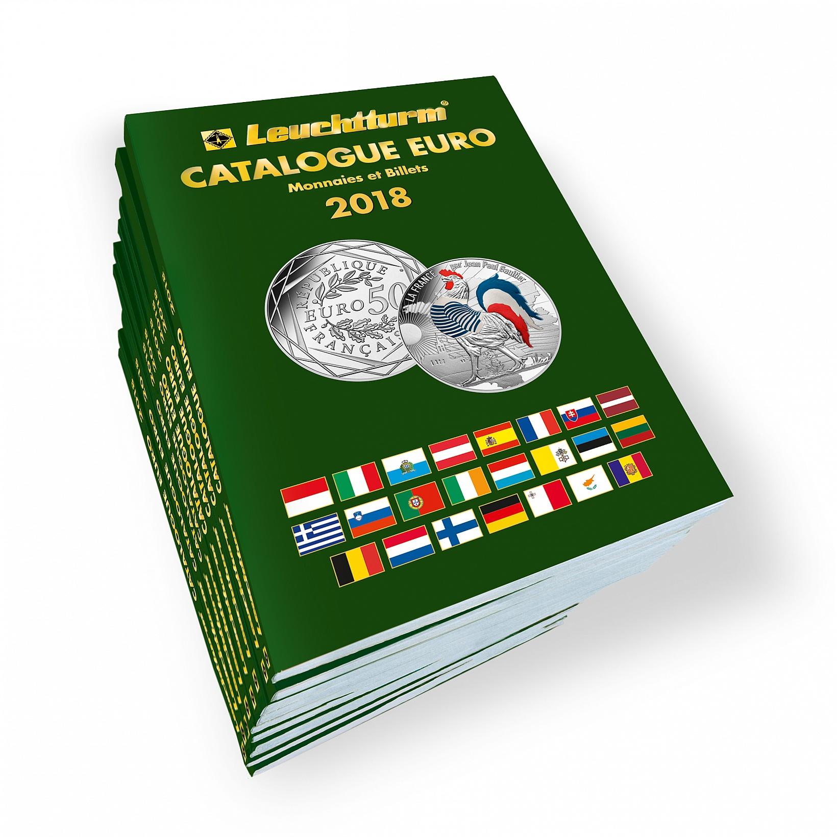 Catalogue euro 2018 Leuchtturm