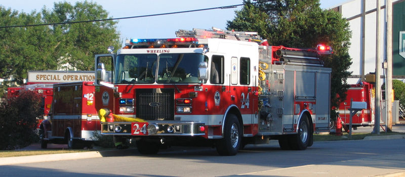 Pittsburg Firefighters Control Home Fire