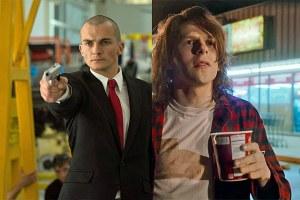 New films: American Ultra vs. Hitman: Agent 47