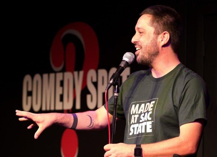 Sacramento's King of Comedy Brings 3 Days of Improv to Midtown via @sacramentopress