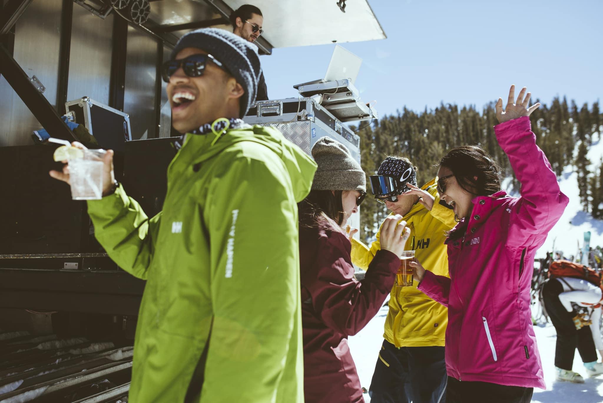 Altus Festival, Lake Tahoe's First Music, Mountain + Adventure Experience via @sacramentopress