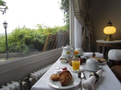 Frühstück im Flanerie