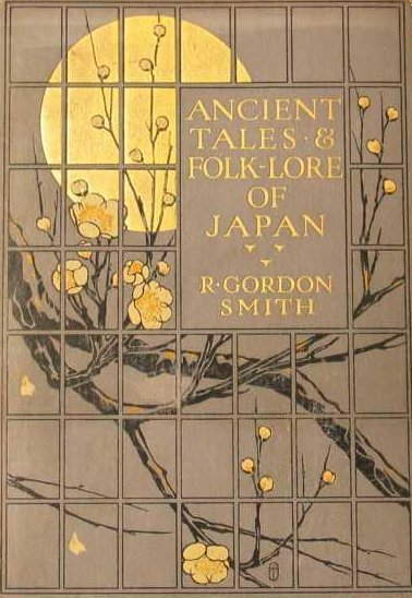 Ancient Tales And Folk Lore Of Japan Title Page