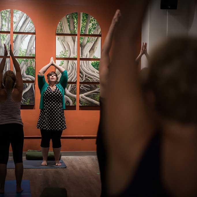 Discover our studio and variety of yoga and wellness classes.