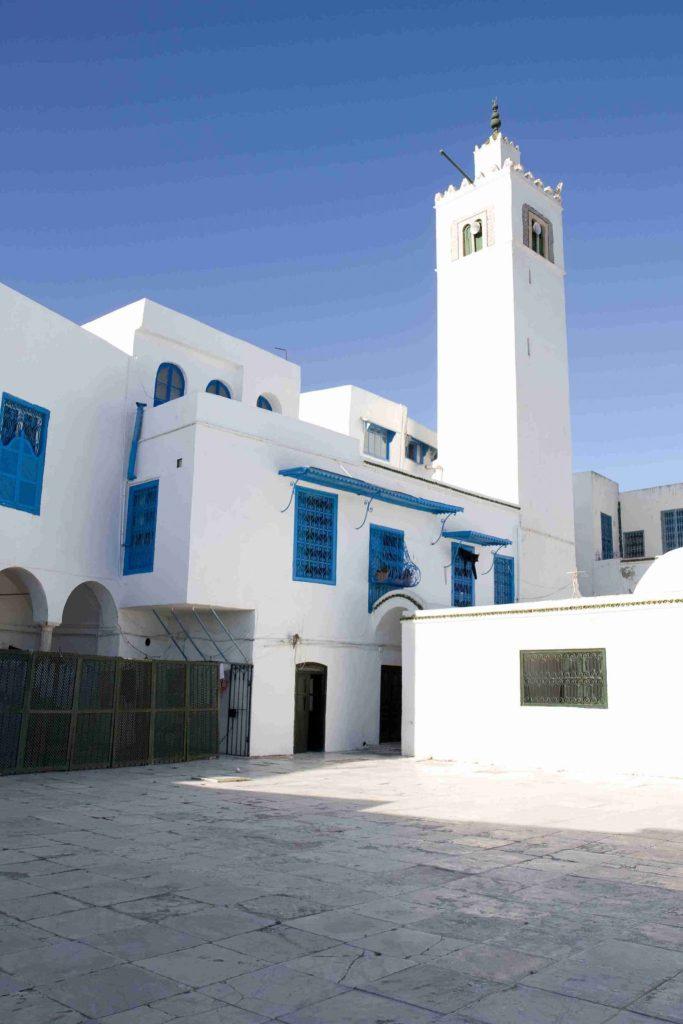 Sidi Bou Said mosque