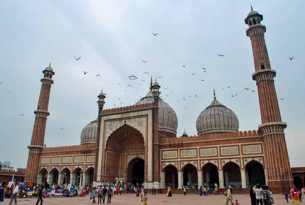 Jamia Masjid Delhi