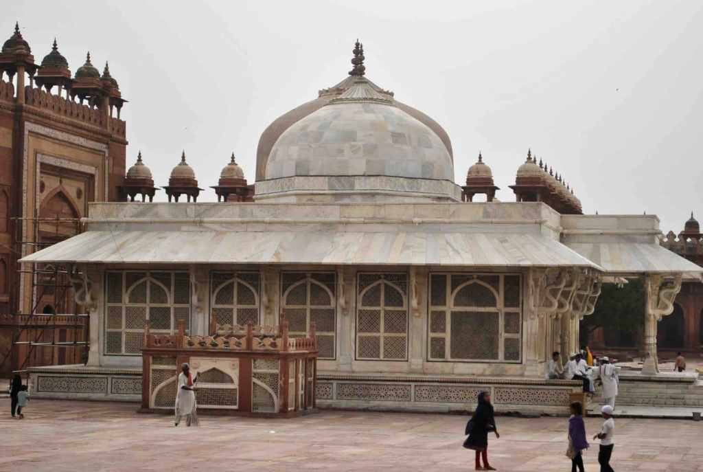 The shrine of Salim Chishti