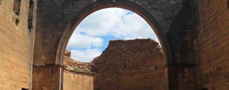 monastery of Buhayra the monk