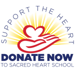 Support The Heart Logo