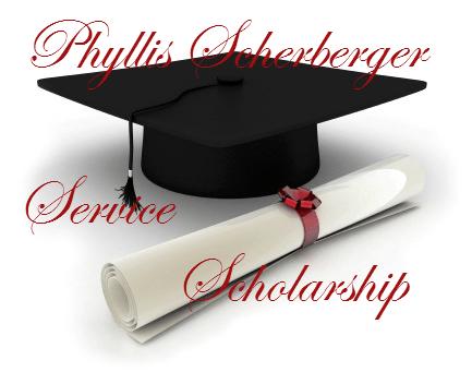 2017-18 Phyllis Scherberger  Service Scholarship Application Deadline Extended