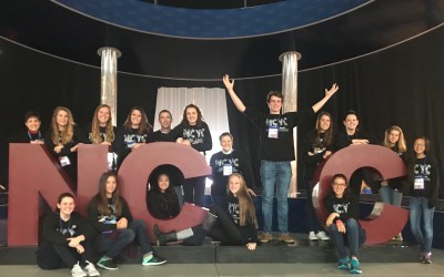 A Moving Experience: Sacred Heart teens become regulars at national conference