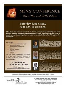 Men Conference 2014