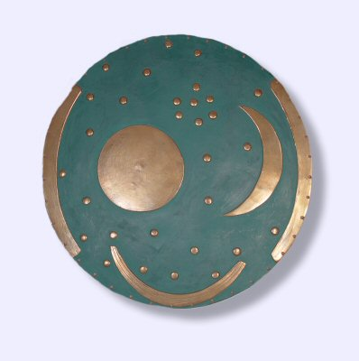 Sky Disc of Nebra 11