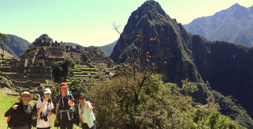 Hire Machu Picchu Tour Guide