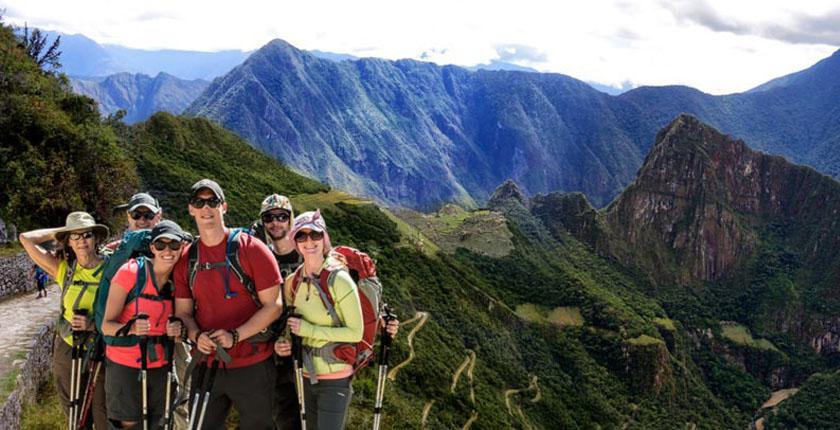 Inca Trail To Machu Picchu
