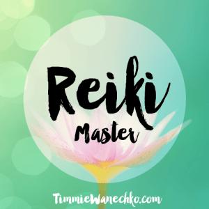 Reiki Level 3 Master Teacher Certification Edmonton