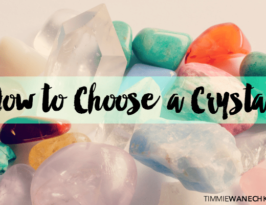 How to Choose a Crystal - Crystal Healing Certification in Edmonton, AB