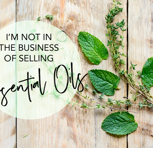 I'm Not in the Business of Selling Essential Oils by Timmie Horvath Aromatherapist Edmonton Reiki Training Crystal Healing Certification