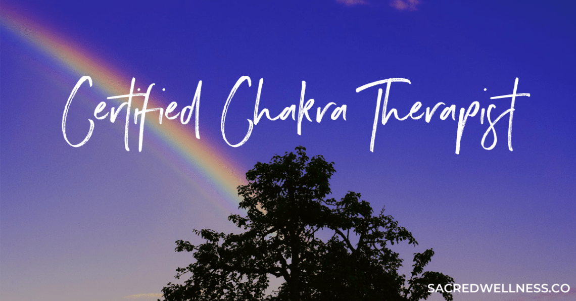 Professional Chakra Courses In Edmonton And Area The Sacred