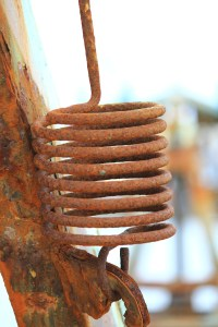 Remove Rust From Springs