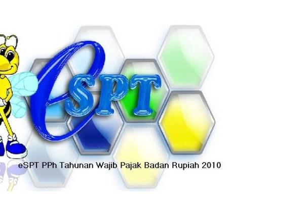Petunjuk Penggunaan eSPT PPh Badan