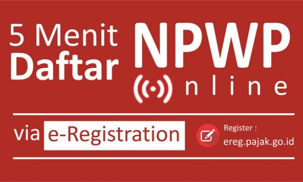 Cara Membuat NPWP secara Online