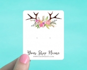Design Included Jewelry Cards