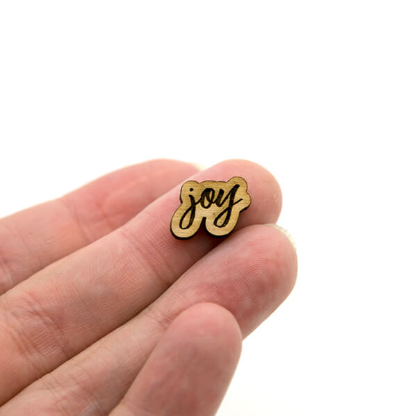 Joy Wood Cabochon