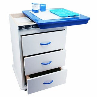 Alabama Assistant's Cart - Blue