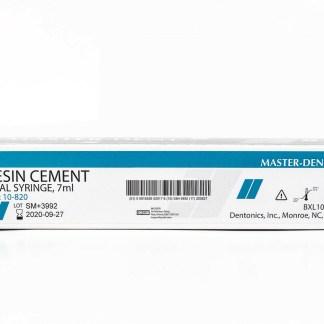 Dental Resin Cement Dual Barrel Syringe 7 ml W/ Tips