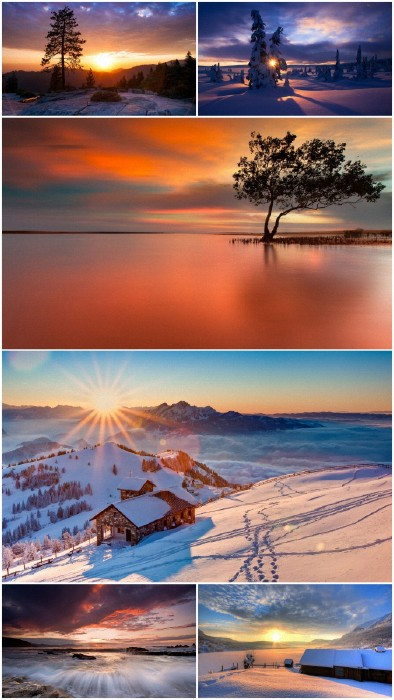 Beautiful Sundown Wallpapers Big Pack 4