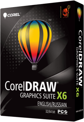 CorelDRAW Graphics Suite X6.4 16.4.0.1280 SP4+Special Edition 160109