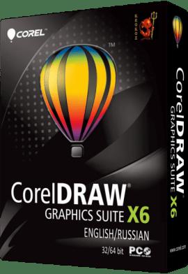 CorelDRAW Graphics Suite X6.4 16.4.0.1280 SP4+Special Edition 160109