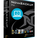 NovaBACKUP PC Crack Full Version