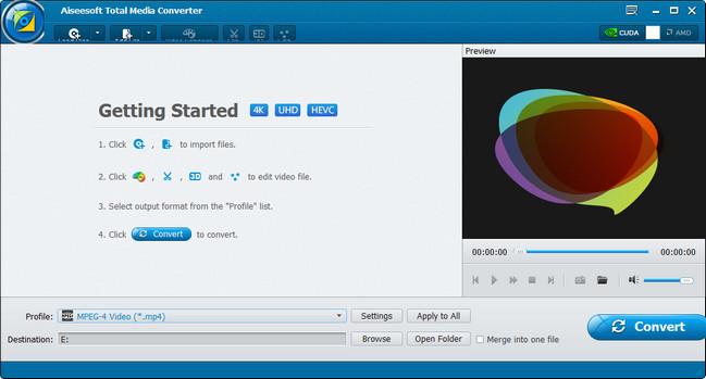 Aiseesoft Total Media Converter Full Crack License Key