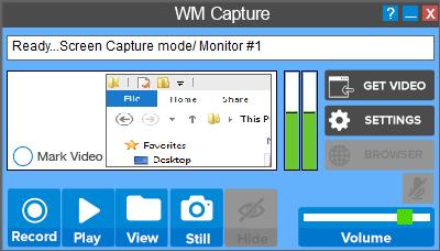 WM Capture 8 Crack