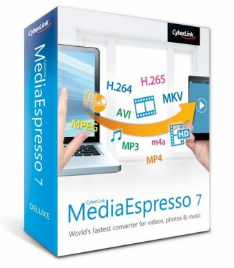 CyberLink MediaEspresso Deluxe 7