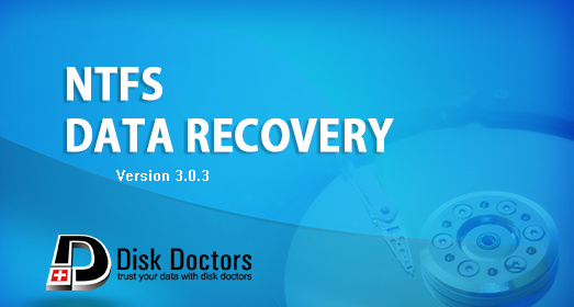 Disk Doctors NTFS Data Recovery 3 Full Crack
