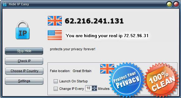 Hide IP Easy Full Crack