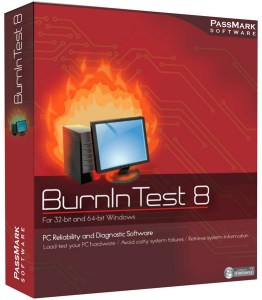 PassMark BurnInTest Pro 8 Full Crack