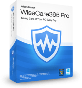 Wise Care 365 Pro Crack Full Version