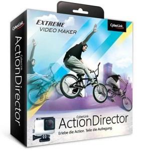 CyberLink ActionDirector Deluxe Full Crack