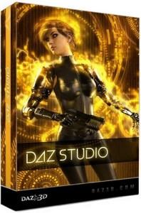 DAZ Studio Pro Crack Patch Keygen Serial Key