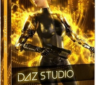 DAZ Studio Pro Crack Patch Keygen Serial Key